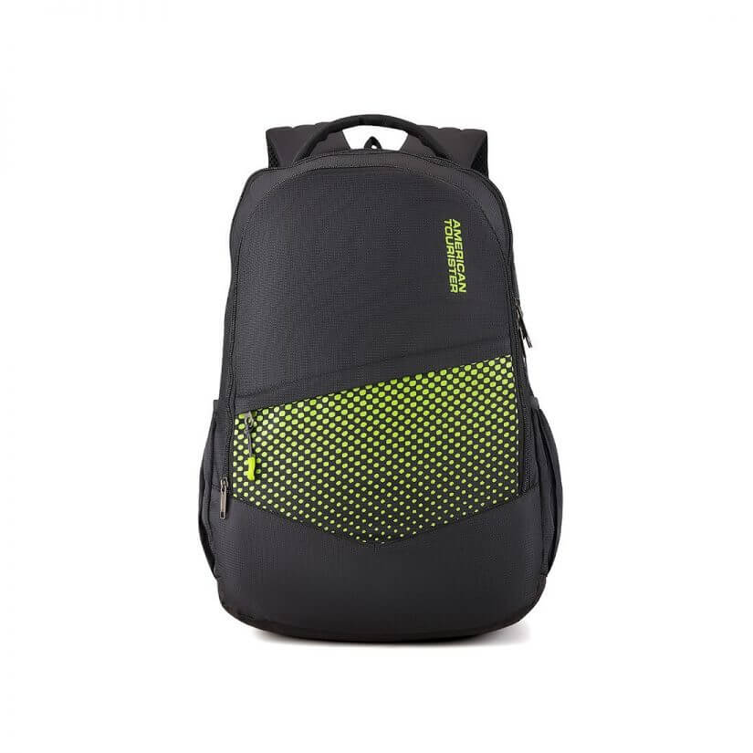 American tourister Black Backpack