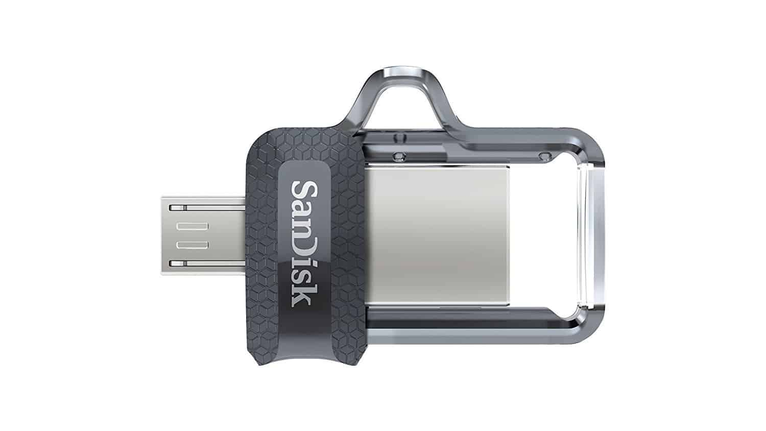 Sandisk OTG 3.0 Pendrive 2 in one pendrive for mobile and pc