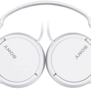 Sony Headset wired white colour