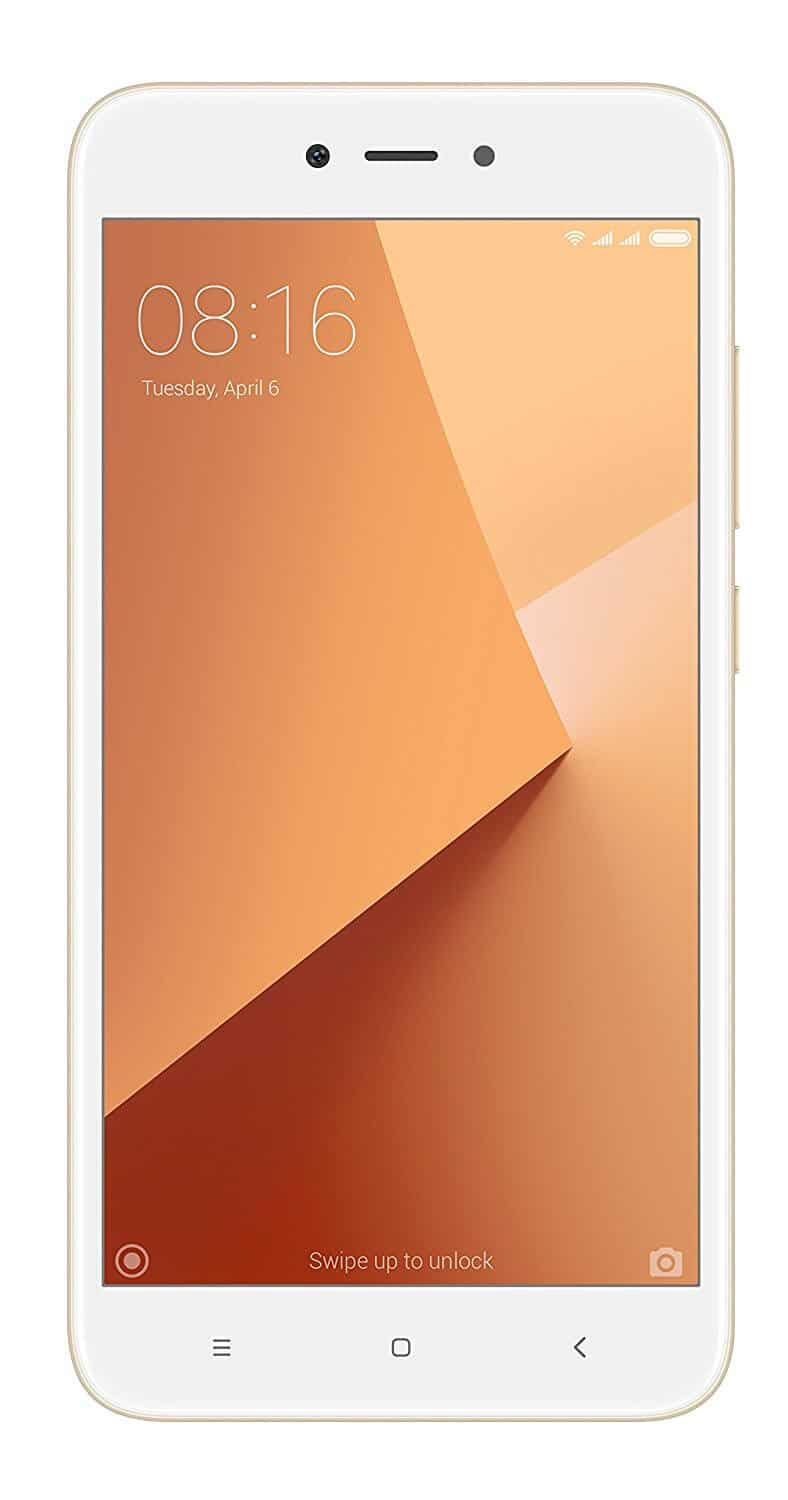 Redmi Y1 Lite Gold,16GB