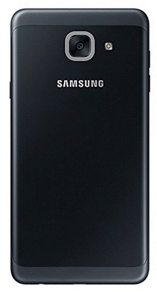 Samsung Galaxy J7 mobile back side