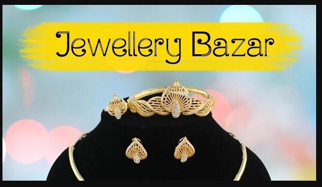 Latest Jewellery designs-Jewellery bazar