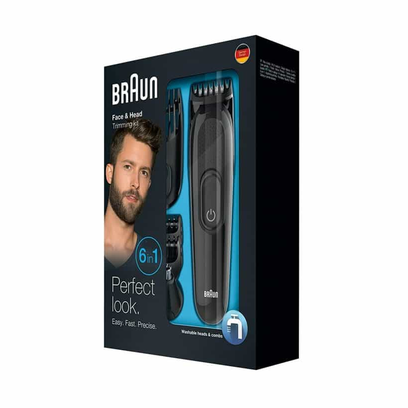 Braun Multi Grooming and Trimmer Kit