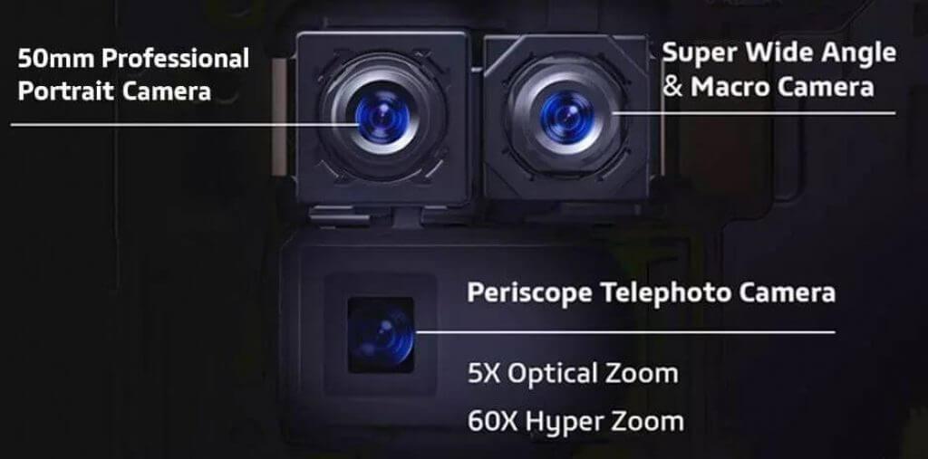 vivo x50 pro cameras