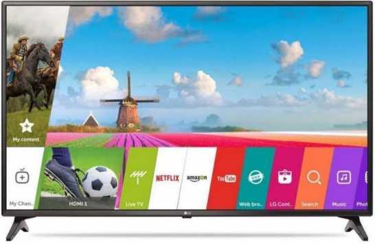 Lg 43 inch TV-Smart LG TV